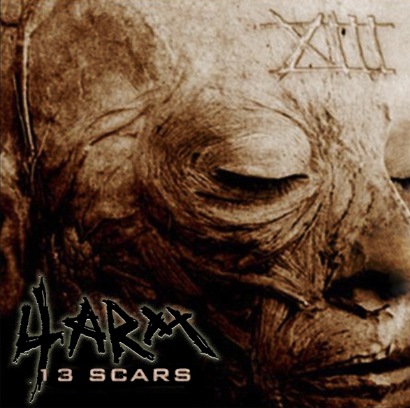 4ARM's first album 13 Scars